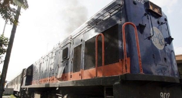 Philippine National Railways. INQUIRER FILE PHOTO