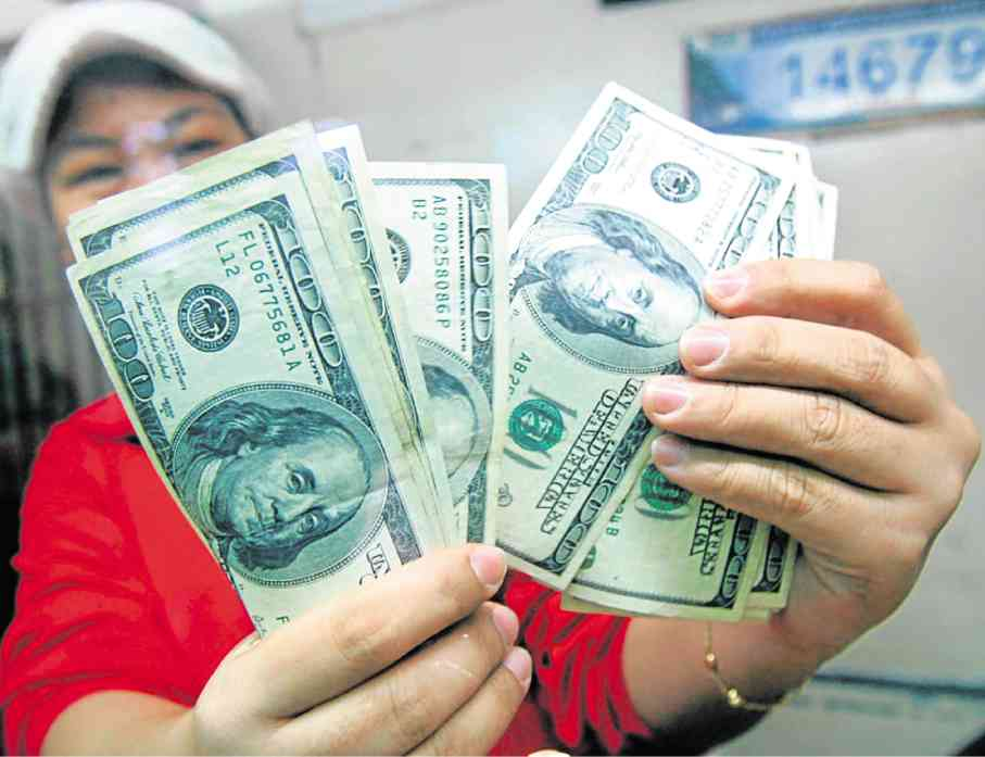 By the end of the year, the peso is expected to depreciate to between 51.50 and 52.50 against the US dollar. —AP