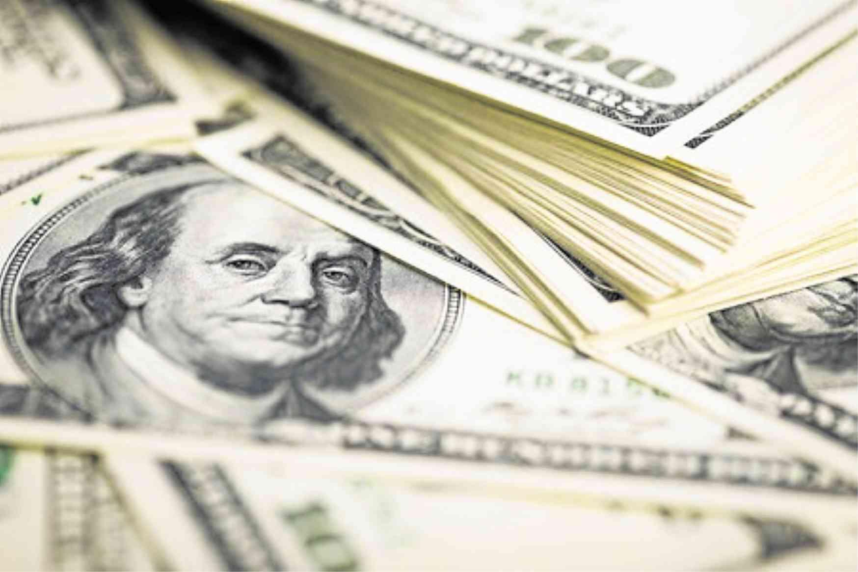 Philippines now in longest dollar inflow winning streak since 2013